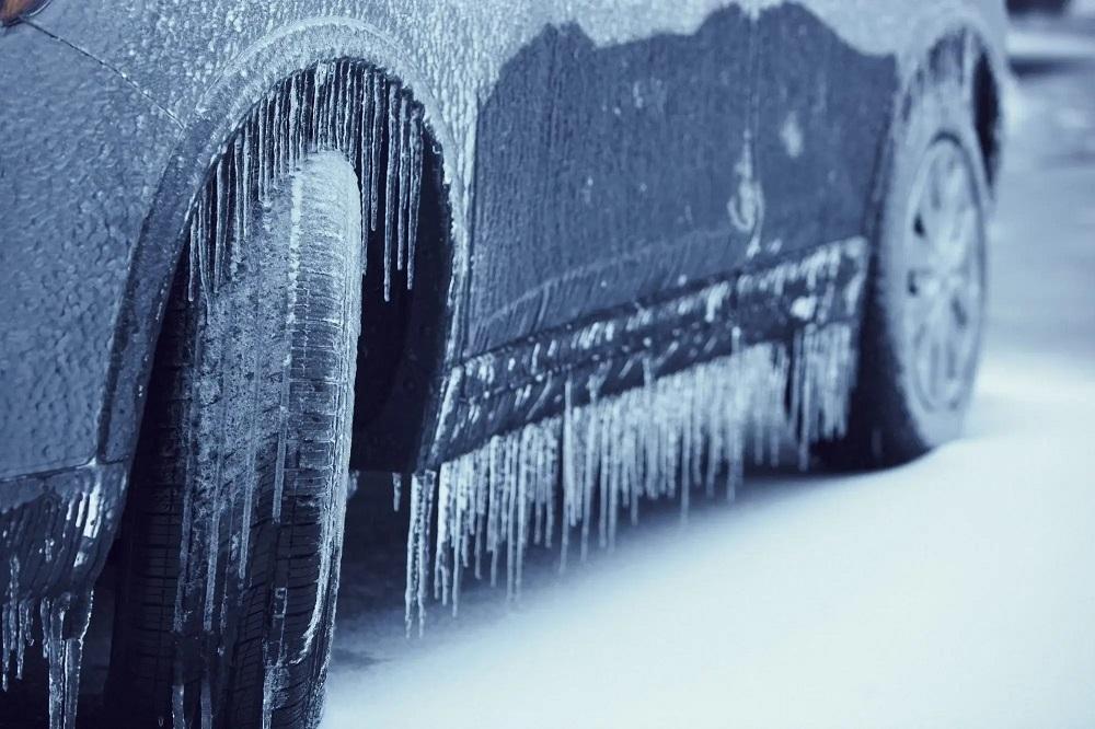 یخ زدن ماشین و روشهای جلوگیری از آن